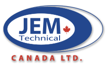 JEM Technical Canada Logo | Fluid Power Application Valves and Control